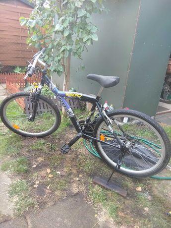 Sprzedam rower kross - koła 26 - amortyzator - 21 biegów