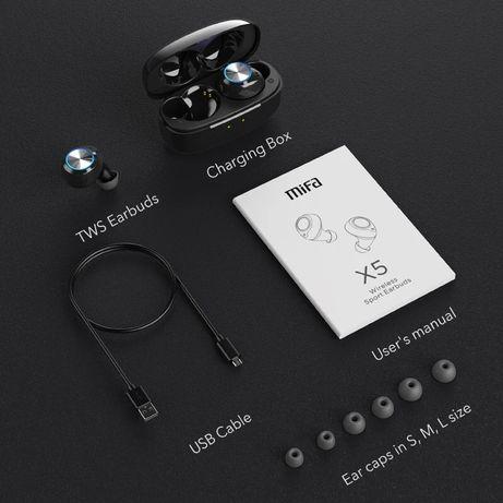 Słuchawki bezprzewodowe, Bluetooth 5.0