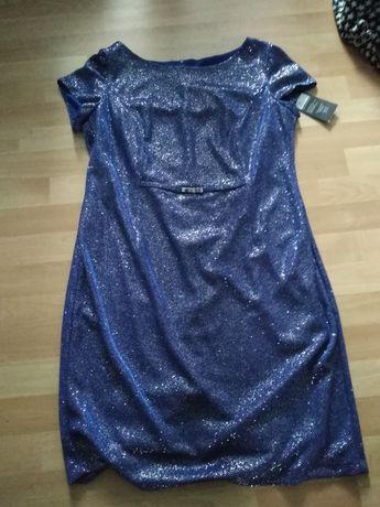 Sprzedam śliczną sukienkę rozmiar 46