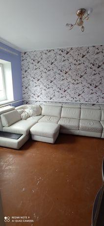 Продам комплект кожаной мебели