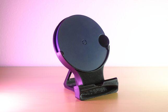 Ładowarka indukcyjna bezprzewodowa Baseus + uchwyt na biurko