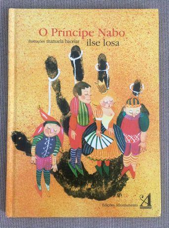 O Príncipe Nabo, Ilse Losa