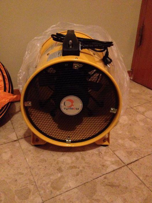 Extractor Ventilador de ar de solo MASTER BLM 6800