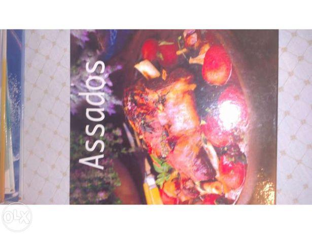 Livro de culinária , diferentes receitas