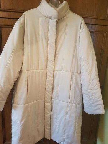 Płaszcz płaszczyk pikowany duży
