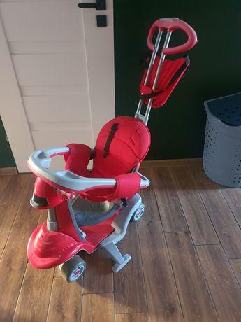 Jeździk dziecięcy pchacz dla dziecka dzieci rowerek zabawka 4 kolowy