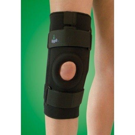 Stabilizator kolana Oppo XL 46-50cm czarny