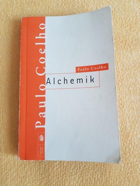 Paulo Coelho Alchemik Seria kieszonkowa