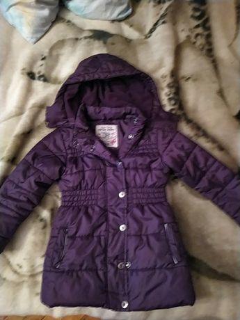 Ідеальна курточка на сінтіпоні на дівчинку 5 років TCM tchibo