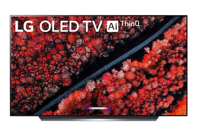 LG OLED 65C9 4K HDR 120hz Al ThinQ Dolby Atmos Vision HDR smart webos