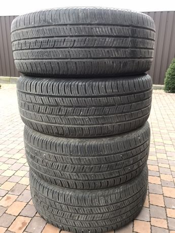 Шины 225/55 R17 Continental ContiProContact Run Flat.