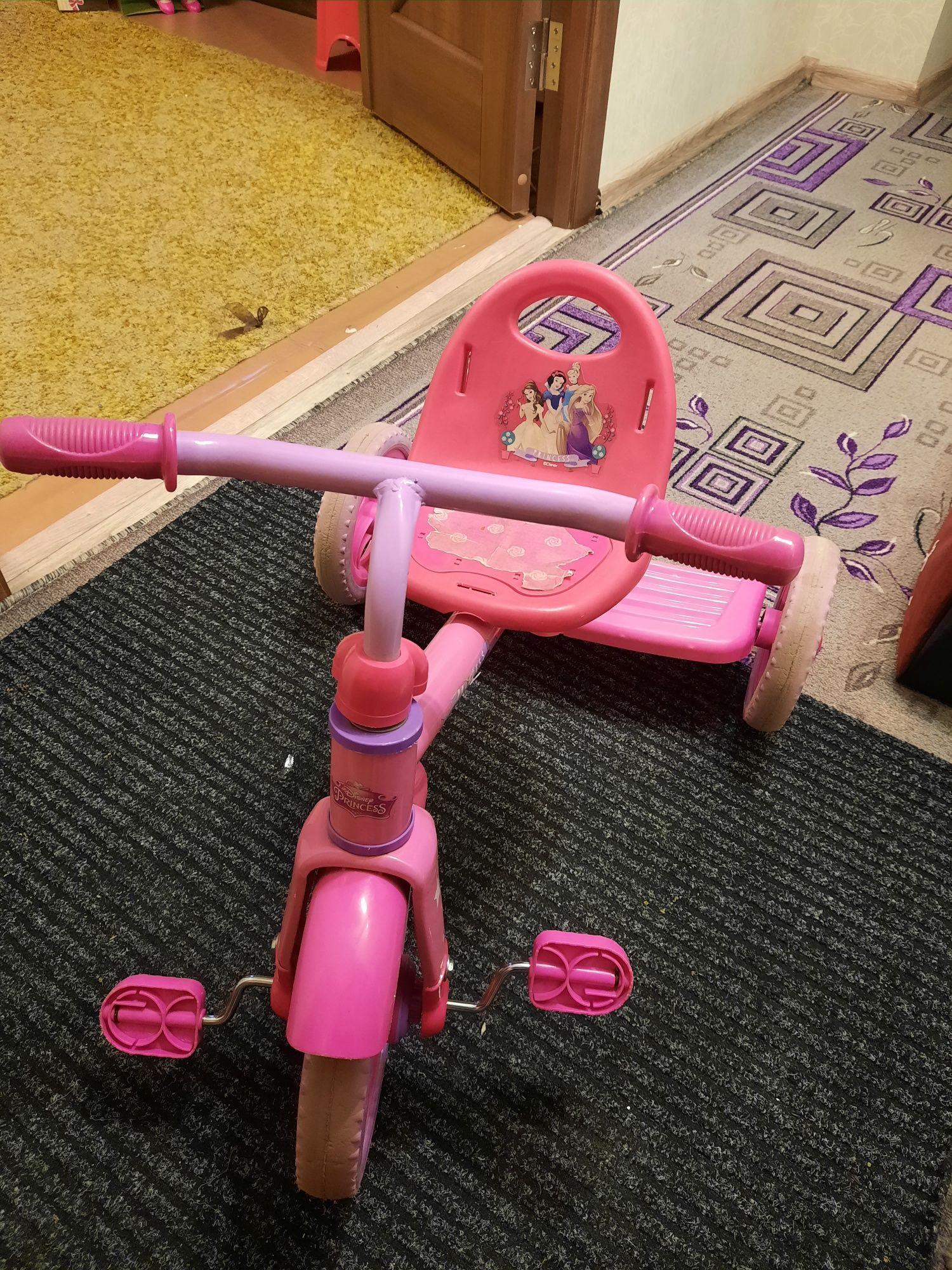 велосипед Дисней
