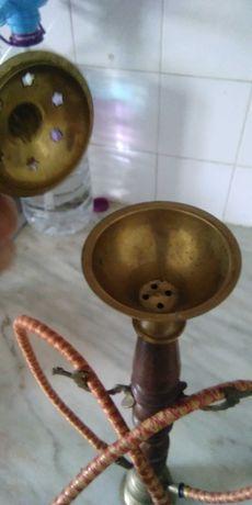 Narguile tradicional sem água