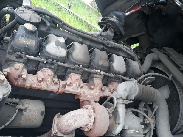 Продам двигатель Ман