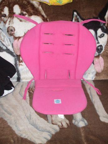 poducha na siedzisko fotelik krzeselko