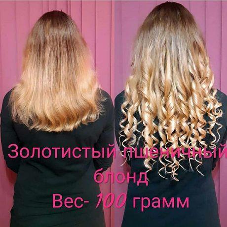 Наращивание волос ж/м Победа 4