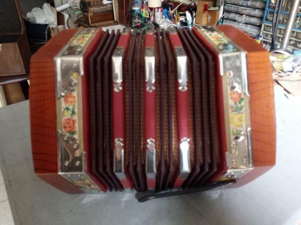 Concertina. A verdadeira concertina em Dó