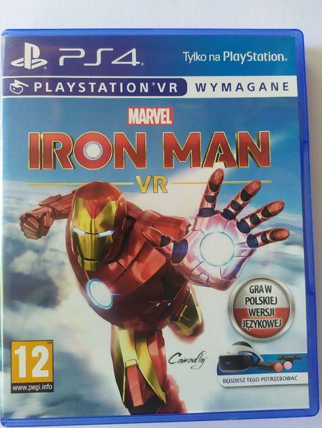 Marvel's Iron Man VR PS4 Używana PlayStation4 Kraków