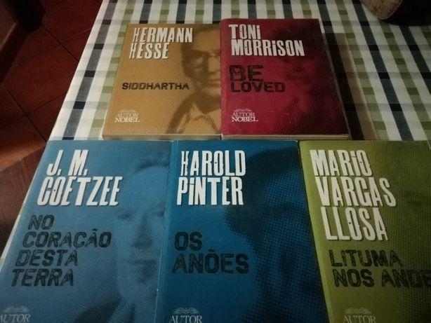 Prémio Nobel de Literatura