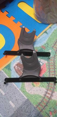 Adaptery wózek Baby Merc zipy q