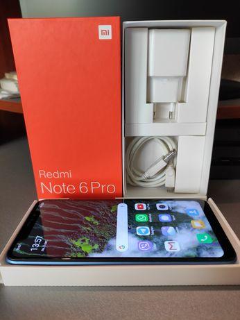 Xiaomi Redmi Note 6 Pro 4/64 + 3 чехла