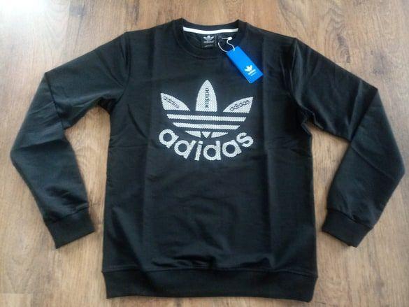 Adidas Originals bluza czarna XL
