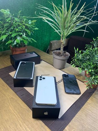 iPhone 11 pro 64 / 256 space gray Neverlock Идеал Гарантия 6 мес