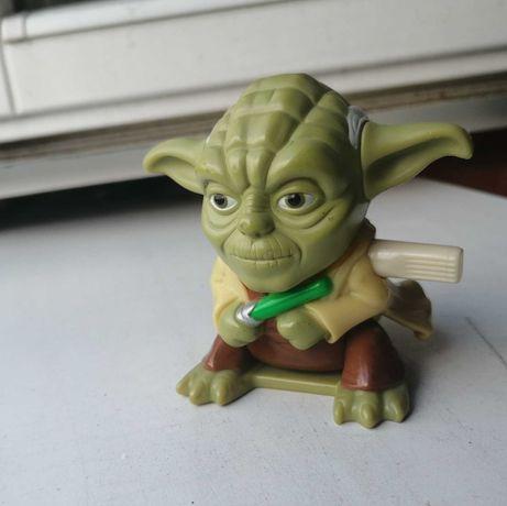 Gwiezdne wojny Mistrz Yoda  nakręcaną zabawka