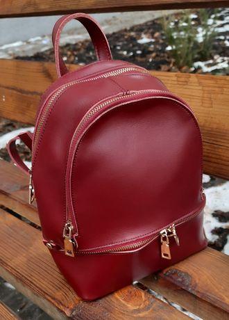 Кожаный рюкзачек redmond