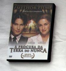 DVD À Procura da Terra do Nunca