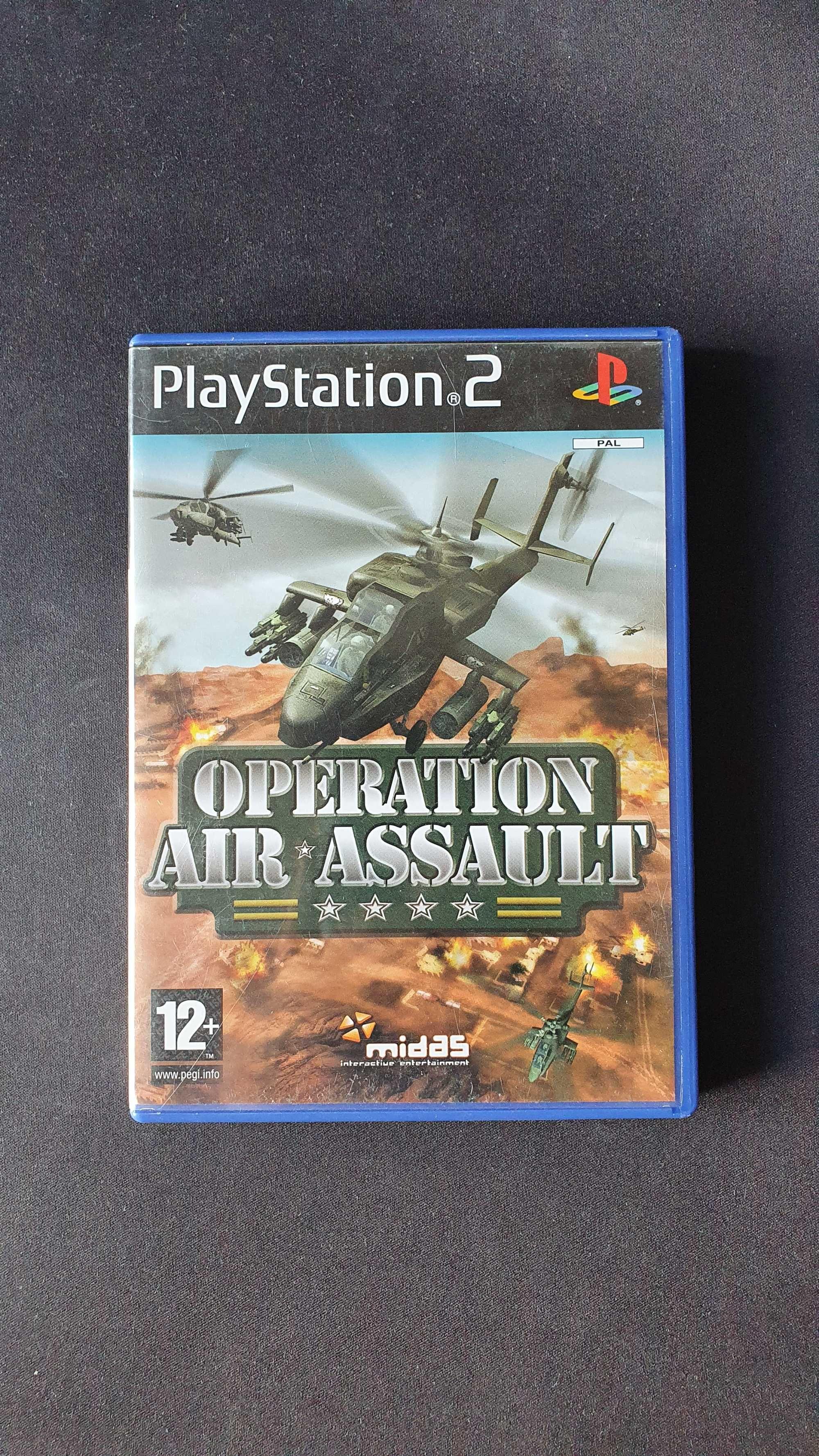 Operation Air Assault -  PS2
