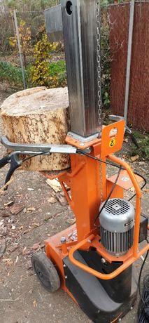Łuparka do drewna wynajem sprzęt ogrodniczy Rawicz Leszno Gostyń Góra