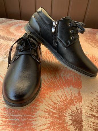 Взуття для хлопчика Clibee НОВЕ 34 р.