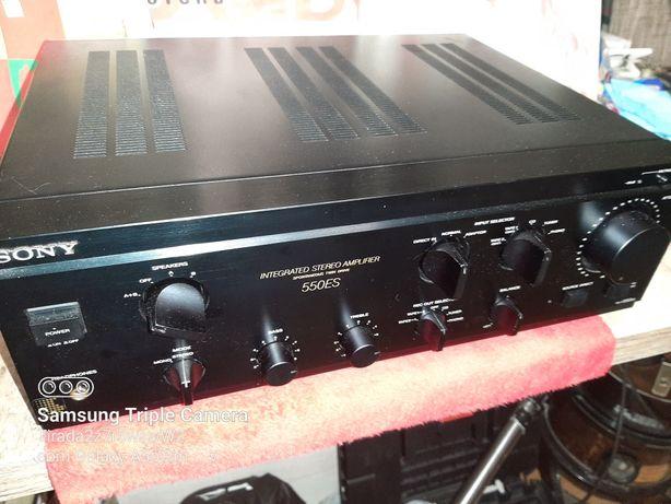 Amplificador Sony Série ES TA-F550ES