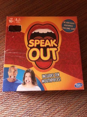 Gra speak out