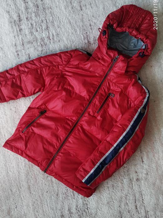 Куртка пуховик snowimage  122 рост Краматорск - изображение 1