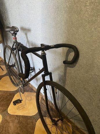 Велосипед шоссейный, синглспид, ХВЗ