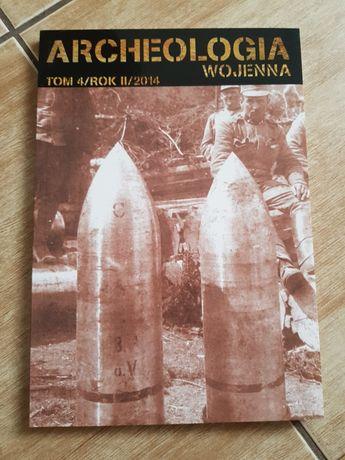 Archeologia wojenna TOM 4 11/2014