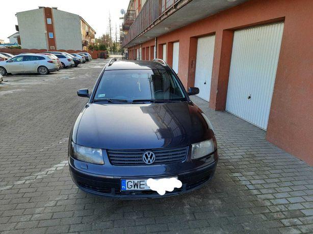 Volkswagen pasat b5