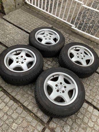 Felgi aluminiowe 15 Mercedes 5x112 W202 W203 ET35 195/65 R15 IGLY