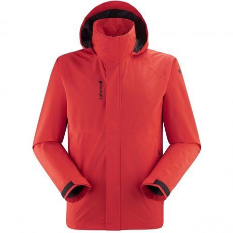 Nowa kurtka Lafuma way red, rozmiar xl, czerwona