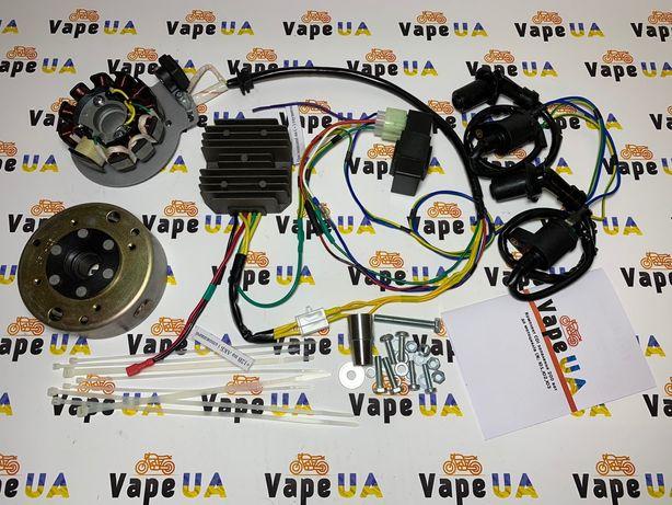Запалювання Зажигание CDI від VapeUA: ІЖ ИЖ Юпітер Юпитер 6в двигуни