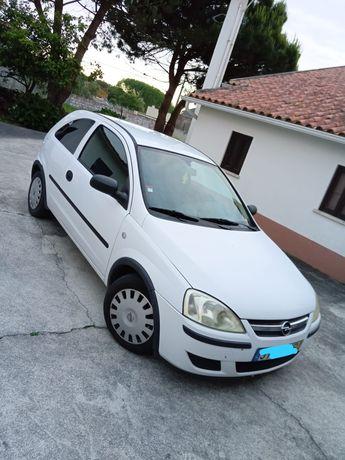 Opel Corsa C-van 1.3 em excelente estado