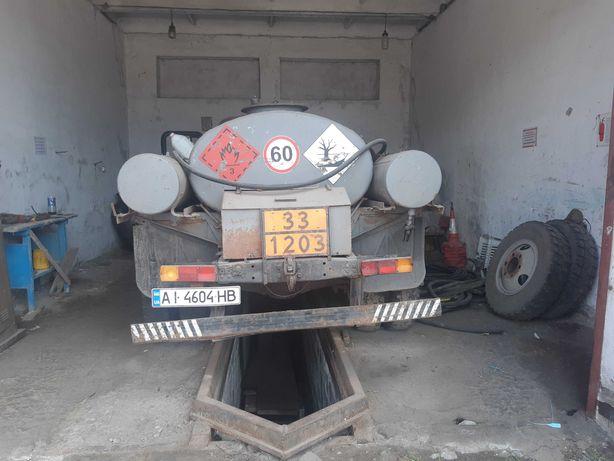 ГАЗ-5201 бензовоз