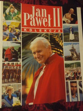 Kolekcja 16 ksiąg o św. Janie Pawle II - promocja!!!