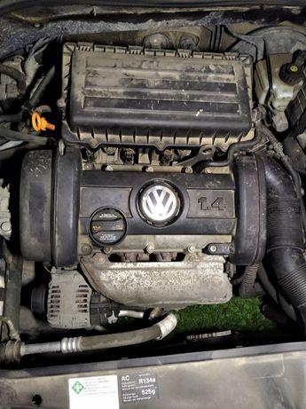 Golf 5 V silnik 1.4 BUD 152 tys przebiegu i inne