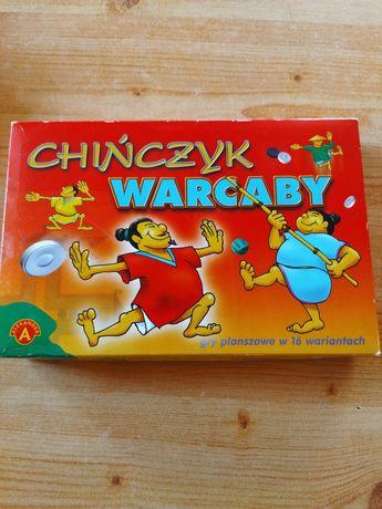 Gra planszowa chińczyk