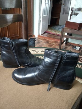 ботинки осенние женские