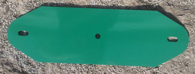 Płytka sprężynującą Kverneland 580mm 057066, KK057066 Granit Germany
