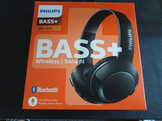 Блютуз навушники/наушники Philips Bas+